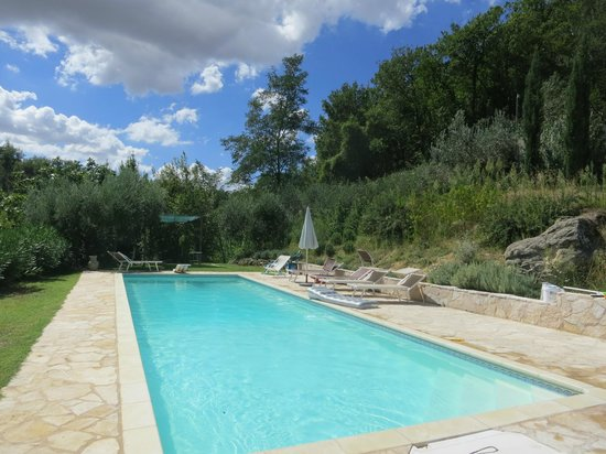 Casa Delle Sorgenti: Pool