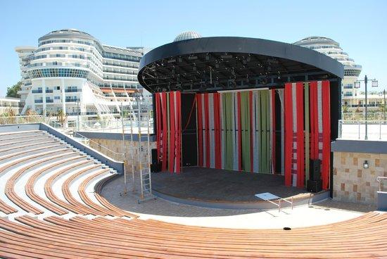 Sea Planet Resort & Spa: Das Theater