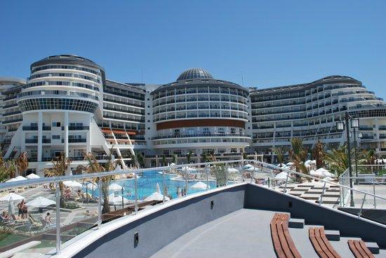 Sea Planet Resort & Spa: Außenansicht