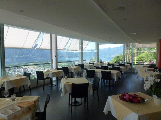 Hotel Stella Orselina : Restaurant