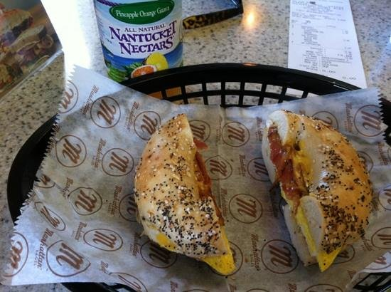 Manhattan Bagel Co Image