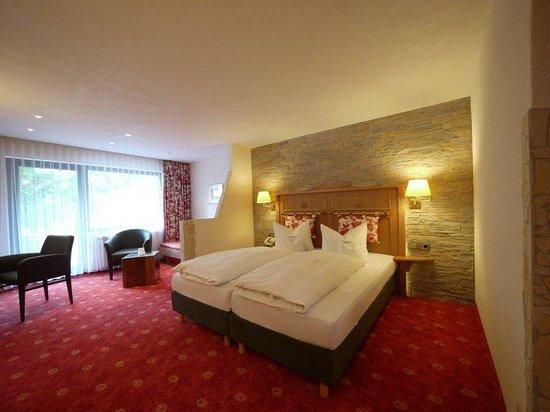 Flair Hotel Sonnenhof: Room