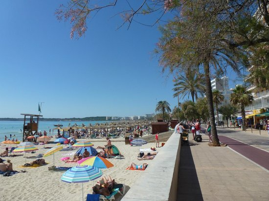 cala millor Picture of Holiday Village Majorca Protur Monte