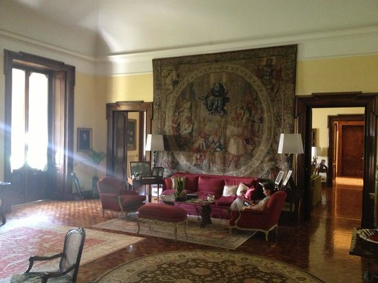 Villa Spalletti Trivelli : Old world charm