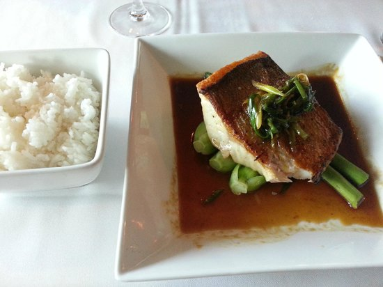 Ginger Restaurant: Pan Seared Pickerel