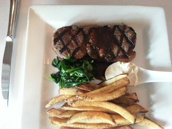 Ginger Restaurant: AAA Strip Loin