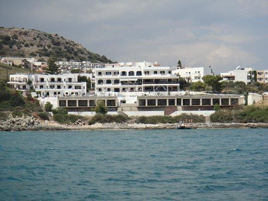 Horizon Beach Hotel: отель