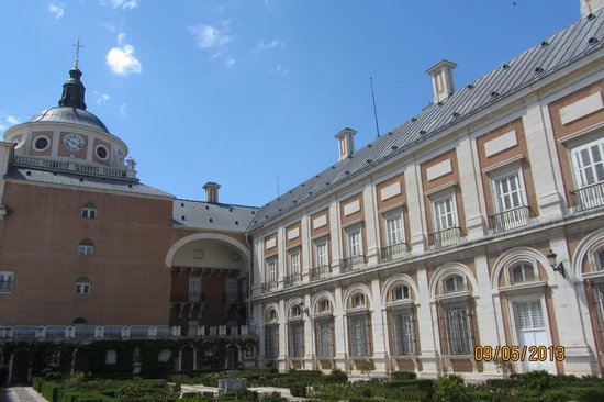 Королевский дворец. - Picture of Royal Palace of Aranjuez, Aranjuez - TripAdv...