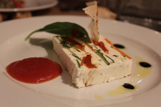 Vegetable terrine - terrine - Picture of Le Kitchen et compagnie ...