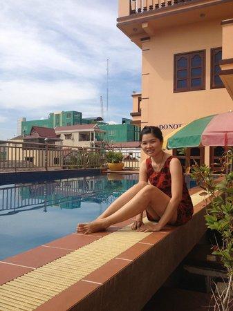 G Eleven Hotel: Nice view