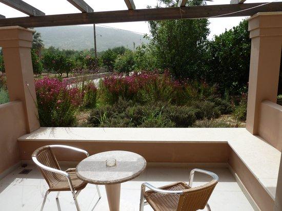 Efrosini Village: My terrace