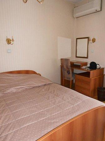 Hotel Majestic: δωμάτιο