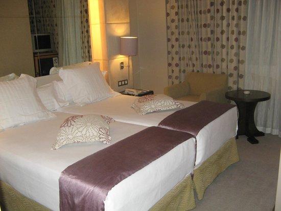 โรงแรมเอสเปเรีย เพรสซิเดนท์: Номер