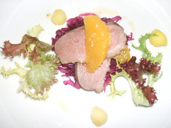 Hotel Mignon: Essen