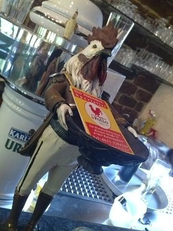 Restaurant aPoLLo: it is chiken