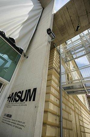 Museum of Contemporary Art Metelkova (MSUM): MSUM Ljubljana entrance