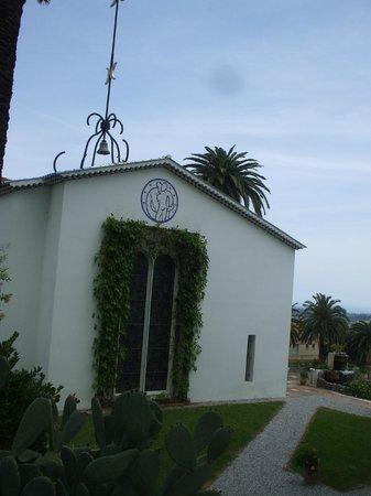 Chapelle du Rosaire: 外観のみ撮影可