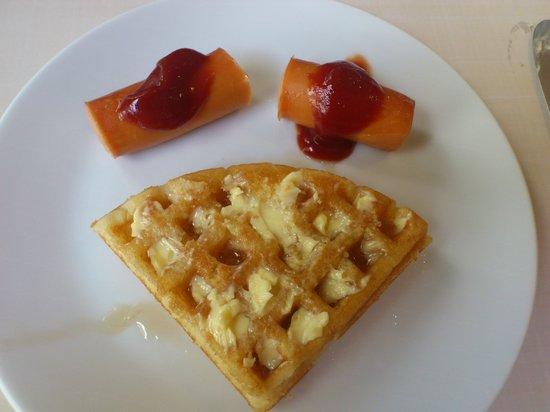 Centre Point Hotel Chidlom: Breakfast 2