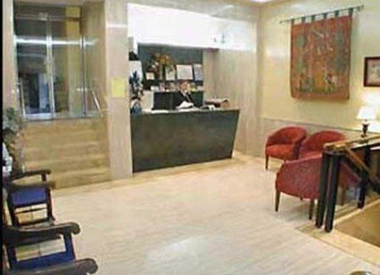 Reyes Catolicos Hotel: Reception
