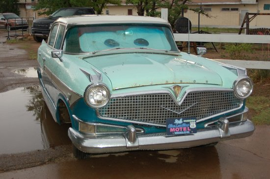 Blue Swallow Motel: The Hudson Hornet