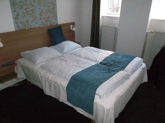Savoy Hotel: Doppelzimmer