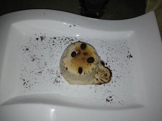 Ristorante Cortefreda: tortino al caffè