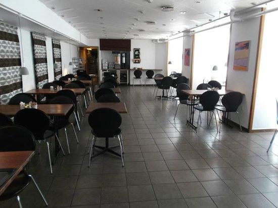 Savoy Hotel: Frühstücksraum
