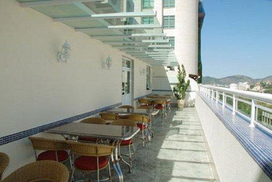 Hotel OK: Restaurant