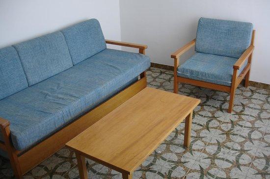 Apartamentos Sureda: The living room