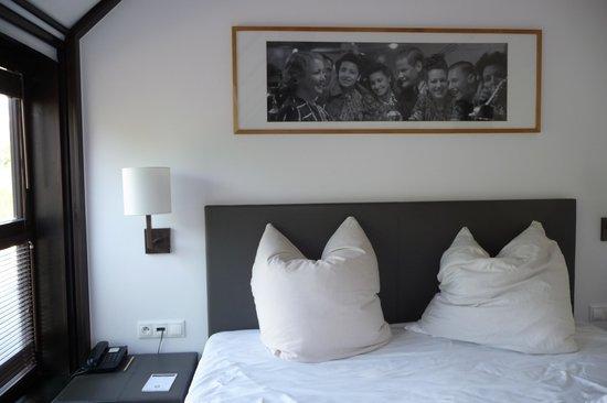 The Granary - La Suite Hotel: Schlafbereich