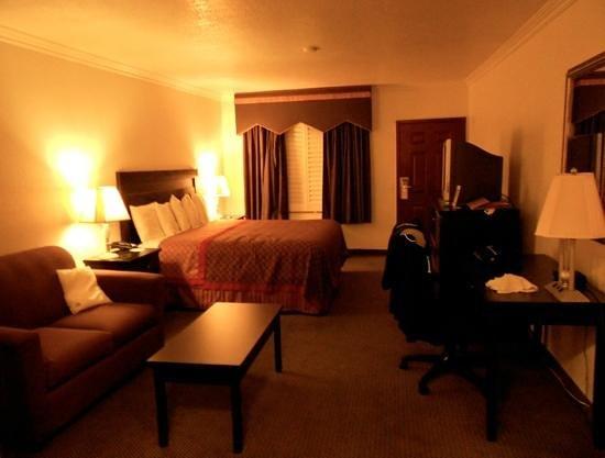Regency Inn Los Angeles: A very nice room