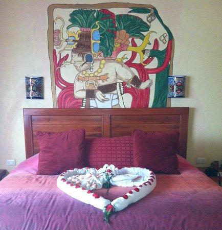 Casa Hamaca Guesthouse: Room for honeymooners