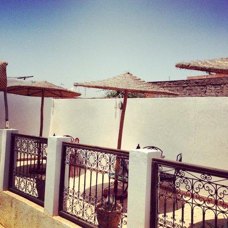 Riad Jakoura: Terrace