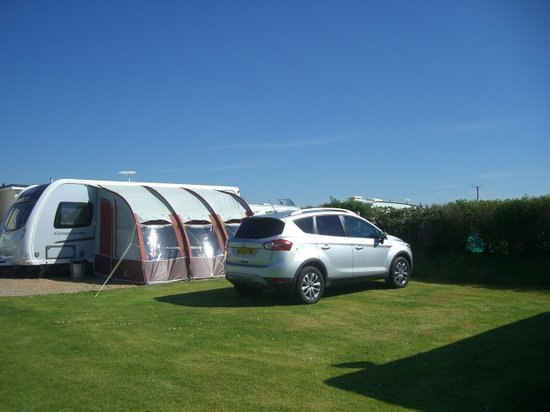 Parkland Caravan and Camping Site: Hard Standing Pitches