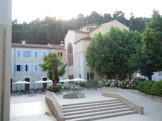 Hotellerie Notre Dame de Lumieres: hotel