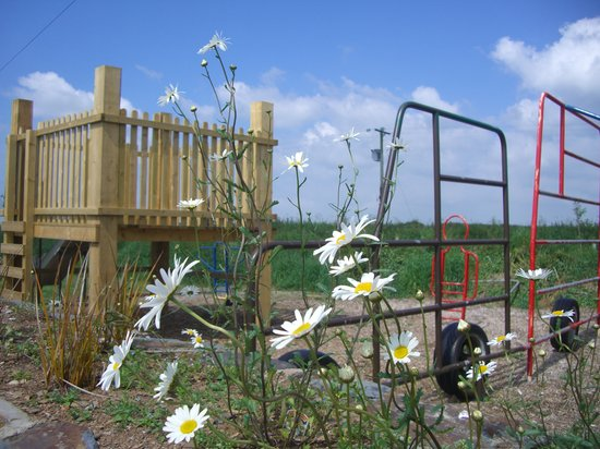 Parkland Caravan and Camping Site: Play Area