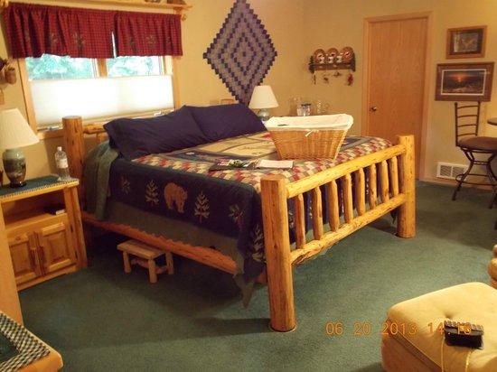 Candlewycke Inn: Right at home!