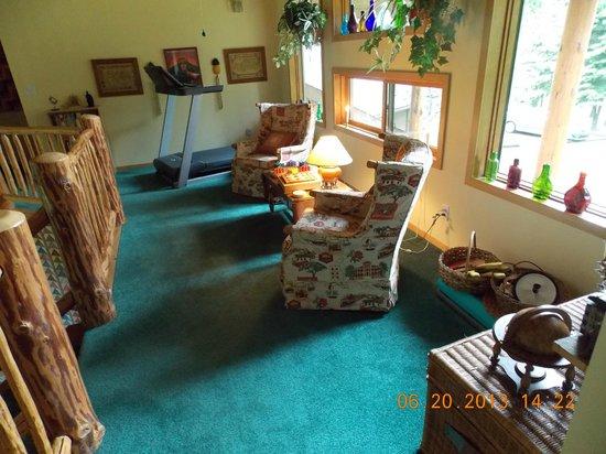 Candlewycke Inn B&B: A Great Room