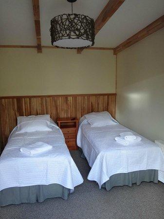 Shenu Patagonia: Dormitorio