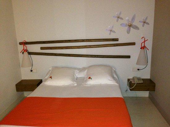 Hotel Tarongeta : la stanza