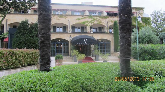 Hotel Le Vallon de Valrugues & Spa: Superbe séjour.