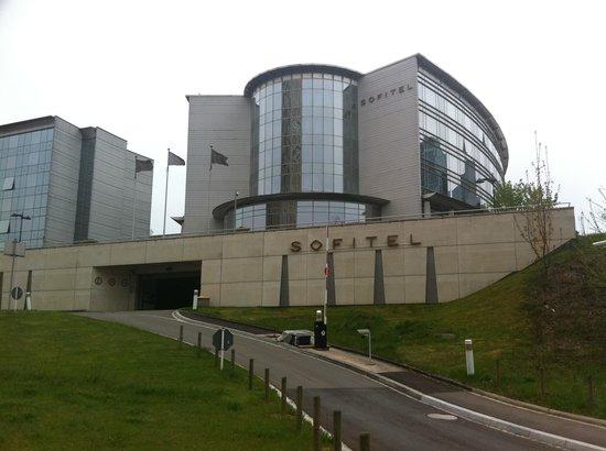 Sofitel Luxembourg Europe: The Hotel