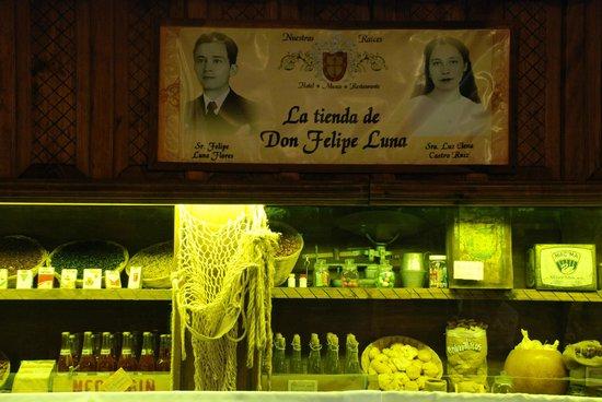 Nuestras Raices : Detalles en nuestro Restaurante