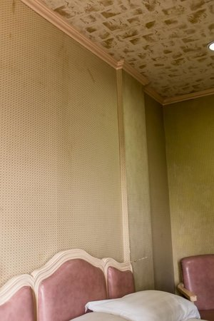 Mount Sea Resort : worn out rooms