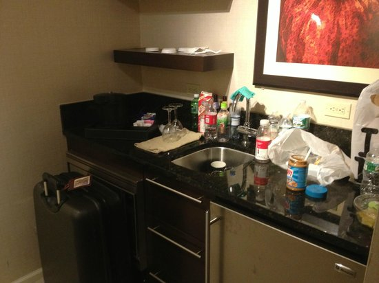 Shelburne NYC–an Affinia hotel: Kokvrån