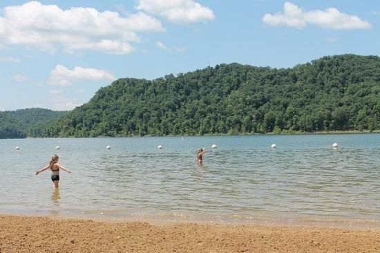 Cave Run Lake Picture Of Twin Knobs Campground Morehead