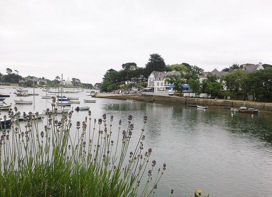 Hotel Du Bac: le petit port de Ste Marine