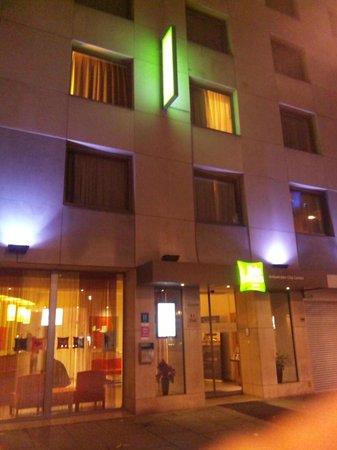 Hotel N°43 Styles Antwerpen City Center : ibis anvers centraal