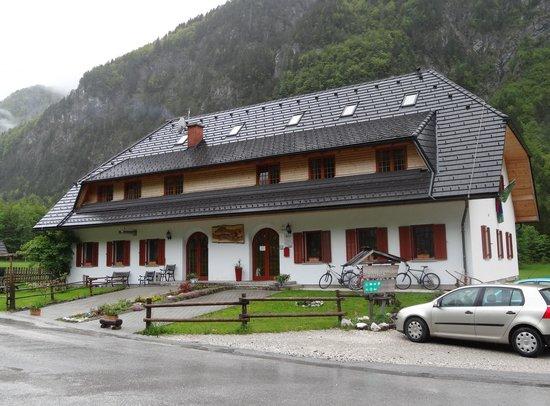 Penzion Kmečka Hiša Ojstrica