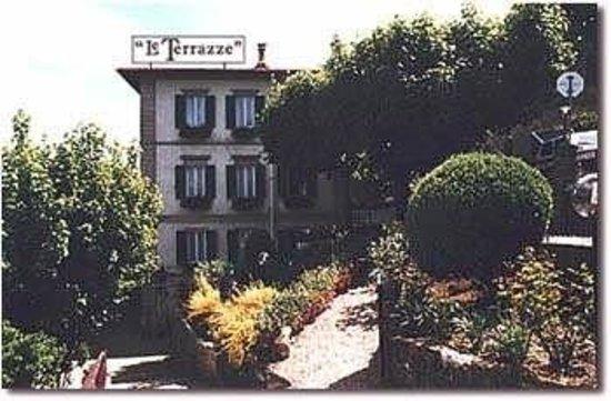 Le Terrazze Hotel: Exterior